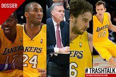 Lakers : la crise de trop? | Trash Talk