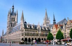 Ieper, Belgium | The most potent symbol of the rebuilding of… | Flickr