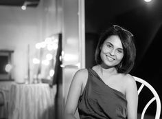 She radiates confidence like none other. The ace designer, Asmita Marwa is all set to rock BPFT 2012.