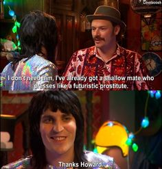 Vince & Howard (The Mighty Boosh, Mighty Mighty, The Mighty Boosh, British Sitcoms, British Comedy, English Comedians, English Comedy, Julian Barratt, Noel Fielding, Through Time And Space