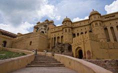 Amber Fort Jaipur Rajasthan India