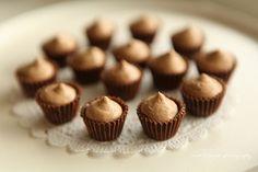 Chokladmousse Praliner
