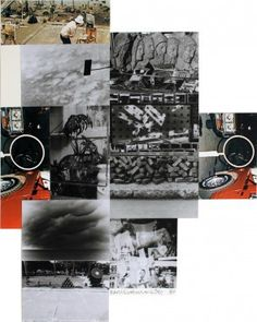Robert Rauschenberg (American, 1925 - 2008), Venice Print Project, screenprint in colors with collage on cut-out paper, 1984