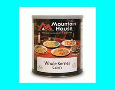 Mountain House #10 Cans - Super Sweet Corn