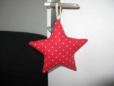Tutoriel couture DIY : une étoile à accrocher