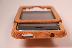 Wood Case For Your iPhone or iPod Touch