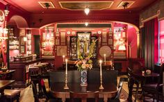 New 2015 - The Zetter Townhouse, Marylebone, London – in pictures