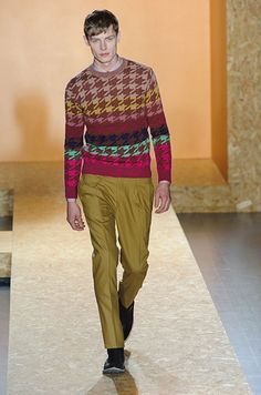 Défile Paul Smith Homme Automne-hiver 2013-2014 - Look 39