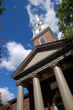 Memorial Chapel, Harvard Yard