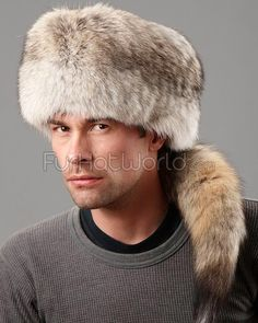24 Best Men S Sheepskin Hats Images On Pinterest Winter