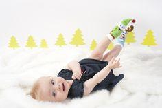 Calzini gioco Babymoov per sviluppare le abilità motorie del bambino. http://www.damble.com/babymoov_calzini.html