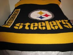 pittsburgh steelers crochet graph pattern | post-36265-135897503778.jpg   Hey Roc - How do you like this - maybe I can make for you someday when I get time!!!
