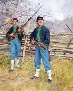 69th Penn. Irish Volunteer Infantry, Baker Zouaves Companies I and K 1861-1862