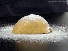 La pâte sablée aux amandes par Chef Philippe - YouTube