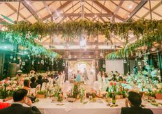 Rustic Balesin Reception | Photo: Foreveryday Photography