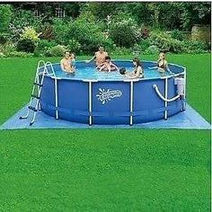 shop for swimming pools waterslides in outdoor play buy products such as intex quick fill ac electric pump for inflatables at walmart and save
