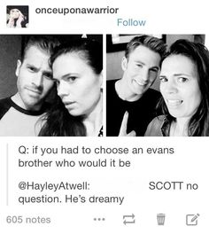 I absolutely love Hayley Atwell.