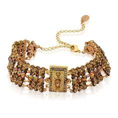 Iza Perobelli, marca expositora da Feira Bijoias. pulseira, fashion jewelry, acessório