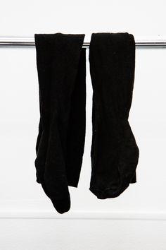Long Black Socks #A6251344