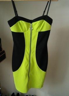 Kup mój przedmiot na #vintedpl http://www.vinted.pl/damska-odziez/krotkie-sukienki/13543791-sukienka-suwak-primark-36