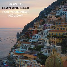 Italy's Amalfi Coast easily gets under your skin and into your heart. If your time is limited, here are 9 things you must do and see on a short stay. Amalfi Coast Positano, Next Holiday, Cruise Vacation, Holiday Destinations, Travel Style, City Photo, Places To Go, Europe, How To Plan