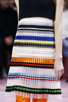 Défilé Christian Dior Printemps-été 2015 8