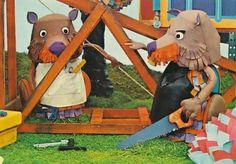 Ed en Willem bever