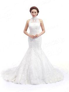 ウェディングドレス マーメイド ビスチェ チャペルトレーン 取り外し可能なトレーン 2wayドレス サイズオーダー 挙式 ブライダル 結婚式 h4ai0089