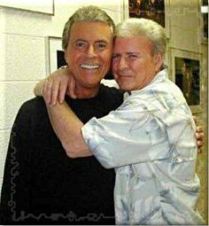With Bobby Rydell & James Darren I love both of their voices.
