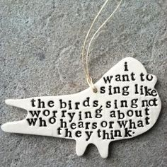 i want to sing like the birds bird rumi quote by mbartstudios Bird Quotes, Rumi Quotes, Sing Out, Love Words, Great Quotes, Pick One, Inspire Me, Make Me Smile, Life Lessons