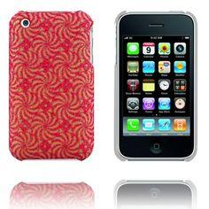 Sun Blomst (Rosa) iPhone Deksel for 3G/3GS