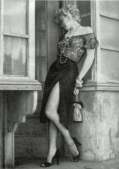 Marilyn Monroe photo by Milton H. Green