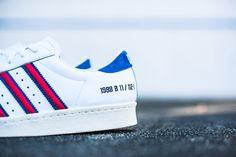 """D-Mop x Adidas Consortium """"10th Anniversary"""" Superstar 80s"""