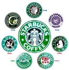 Starbucks ...around-the-world