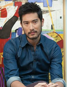 Godfrey Gao More