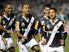 Dedé, Alecssando, Diego Souza e Eder Luiz - Vasco da Gama Campeão da Copa do Brasil 2011