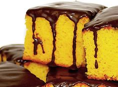 Bolo Vegano De Cenoura Com Cobertura De Chocolate Receita de bolo vegano #Bolo #Receita #Vegano #Chocolate