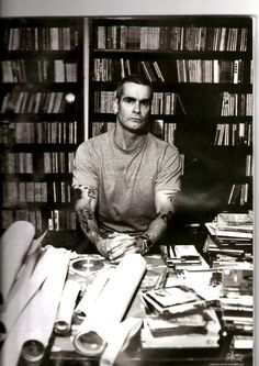 Things that Henry Rollins has said about love « theantilaugh
