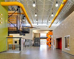 Gloria Marshall Elementary School  SHW Group - Houston, Texas  Honorable Mention Winner 2012 Education Design Showcase