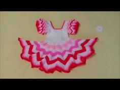 How to Crochet Cute Baby Cape Shawl Poncho TUTORIAL (WOC) - YouTube
