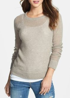The everyday cashmere sweater
