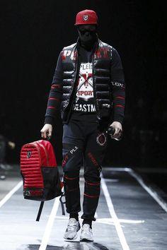 Plein Sport Menswear Fall Winter 2017 Milan
