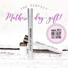 Looking for the perfect Mother's Day gift? Rodan + Fields' Lash Boost will give her the lashes she has been dreaming of! Check out all of the amazing products!