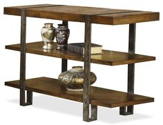 Solid Pine TV Stands | Amish Rustic Hickory TV Stand – Amish Furniture | Amish Furniture