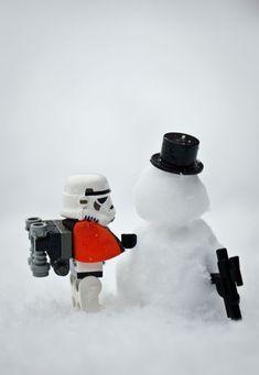 snowman trooper