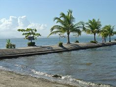 Bahía de Amatique, Izabal, Guatemala
