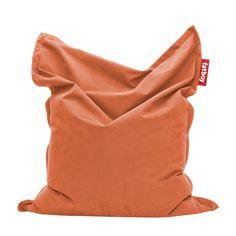 Fabryka Form - Fatboy the Original Stonewashed Puf - Fatboy Orange Fabric, Swedish Design, Orange Bag, Backrest Pillow, Vintage Looks, Cleaning Wipes, Bean Bag Chair, The Originals, Clothes