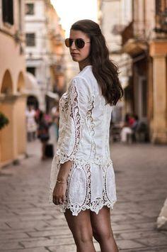 Ukulele  #Lace #Dresses