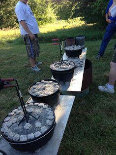 Inside Outside Michiana: Cast Iron Cooking
