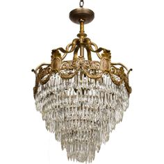 """A French Louis XVI Style Chandelier  24 x 34"""""""